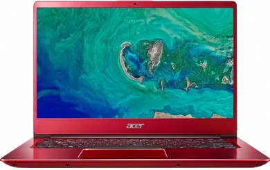 Acer Swift SF314-54G i5-8250U 8Gb SSD 256Gb nV MX150 2Gb 14 FHD IPS BT Cam 3220мАч Win10 Красный SF314-54G-56GJ NX.H07ER.001