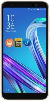 Смартфон ASUS Zenfone Live L1 ZA550KL DS 5,5(1440x720)IPS LTE Cam (13/5) MSM8917 1.4ГГц(4) (2/16)Гб A8.0 3000мАч Золотистый 90AX00R2-M00140