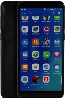 Смартфон Alcatel 3x 5058i DS 5.7(1440x720)IPS LTE Cam(13+5/5) MT6739 1,3ГГц(4) (3/32)Гб microSD 128Гб A7.1 3000мАч Черный 5058I-2AALRU1