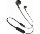 Гарнитура беспроводная JBL T205BT, Bluetooth, 120мАч, Зеленый JBLT205BTGRN