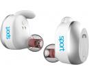 Гарнитура беспроводная Elari NanoPods Sport, Bluetooth, 2 x 50 мАч, IP67, Белый 4627078304418