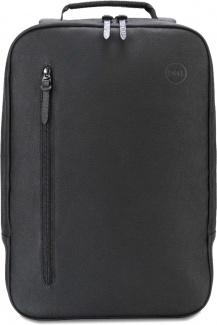 """Рюкзак 14"""" Dell Premier Slim, Искусственная кожа, Черный, 460-BCFQ"""