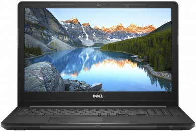 Dell Inspiron 3573 CDC N4000 4Gb 500Gb Intel UHD Graphics 600 15.6 HD DVD(DL) BT Cam 2700мАч Linux Серый 3573-6007