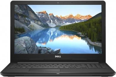 Dell Inspiron 3573 CDC N4000 4Gb 500Gb Intel UHD Graphics 600 15.6 HD DVD(DL) BT Cam 2700мАч Linux Красный 3573-6014