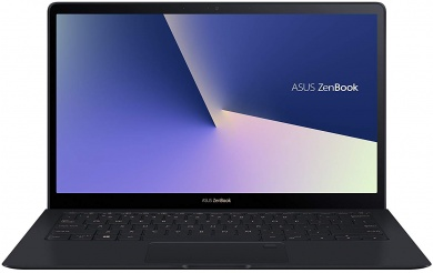 ASUS Zenbook S UX391UA i5-8250U 8Gb SSD 512Gb Intel UHD Graphics 620 13,3 FHD IPS BT Cam 6500мАч Win10Pro Темно-синий UX391UA-EG010R 90NB0D91-M04670