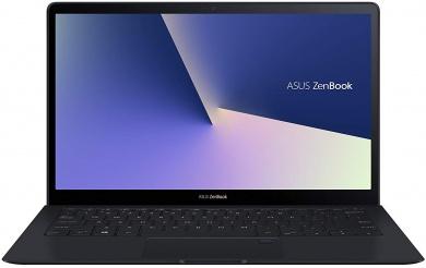 ASUS Zenbook S UX391UA i7-8550U 8Gb SSD 512Gb Intel UHD Graphics 620 13,3 FHD IPS BT Cam 6500мАч Win10Pro Темно-синий UX391UA-EG023R 90NB0D91-M04650