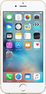 Смартфон Apple iPhone 6s 64Gb Gold Золотистый FKQQ2RU/A (как новый)