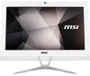 AIO MSI Pro 20EXTS 8GL-017RU CDC N4000 4Gb 1Tb Intel UHD Graphics 600 19.5 HD+ TouchScreen DVD(DL) BT COM Cam Free DOS Белый