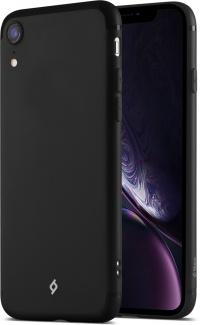 Чехол-накладка Ttec AirFlex для iPhone XR,  Силикон, Черный, 2PNS186S