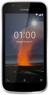 Смартфон Nokia 1 DS 4,5(854x480)IPS LTE Cam(5/2) MT6737M 1100МГц(4) (1/8)Гб A8.0 2150мАч Темно-синий 11FRTL01A08