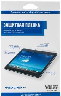 Защитная пленка Red Line для планшета Lenovo Tab 4 TB-8504X/8504F глянцевая