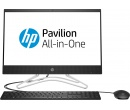AIO HP 24  i3-8130U 4Gb 1Tb + SSD 16Gb nV MX110 2Gb 23,8 FHD IPS BT Cam Win10 Черный 24-f0031ur 4GW62EA