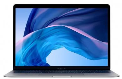 Apple MacBook Air 2018 MRE82RU/A i5-8210Y 8Gb SSD 128Gb UHD Graphics 617 13,3 WQXGA IPS BT Cam 4379мАч Mac OS X 10.14.1 Space Gray Темно-серый
