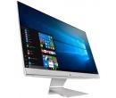 AIO ASUS Vivo AiO V241IC i3-6006U 8Gb 1Tb + SSD 128Gb Intel HD Graphics 520 23.8 FHD BT Win10 Белый/Серебристый V241ICUK-WA208T 90PT01W2-M17700