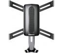 Автомобильный держатель Baseus Spiderman Gravity Car Mount для смартфонов, в воздуховод, Серебристый SUYL-SP0S Silver