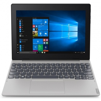Планшет Lenovo IdeaPad D330-10 10.1(1280x800) IPS LTE Cam(5/2) N4000 1,1ГГц(2) (4/64)Гб Win10 5080мАч Серый 81H3003KRU + Dock