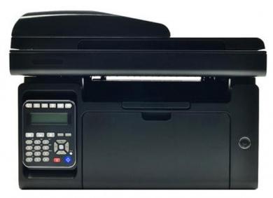 МФУ лазерное монохромное Pantum M6607NW , A4, 22 стр/мин, 256Мб, ADF, USB, Wi-Fi, LAN, Факс Черный M6607NW