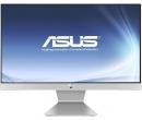 AIO ASUS Vivo AiO V222UAK  i3-6006U 4Gb SSD 256Gb Intel HD Graphics 520 21.5 FHD BT Cam Endless OS Белый/Серебристый V222UAK-WA018D 90PT0262-M04580