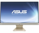 AIO ASUS Vivo AiO V241IC PDC 4405U 4Gb 500Gb Intel HD Graphics 510 23.8 FHD BT Cam Win10 Черный/Золотистый V241ICUK-BA364T 90PT01W1-M17670