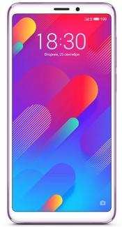 Смартфон Meizu M8 64Gb DS 5,7(1440x720)IPS LTE Cam(12+5/5) MT6762 2ГГц(8) (4/64)Гб microSD 128Гб A8.1 3100мАч Сиреневый M813H-64-P