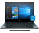 HP Spectre x360 13 i5-8265U 8Gb SSD 256Gb Intel UHD Graphics 620 13,3 FHD IPS TouchScreen(MLT) BT Cam 4795мАч Win10 Синий посейдон 13-ap0001ur 5MJ28EA