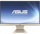 AIO ASUS Vivo AiO V222GAK PQC J5005 4Gb 500Gb Intel UHD Graphics 605 21.5 FHD BT Cam Endless OS Черный/Золотистый V222GAK-BA052D 90PT0211-M02730