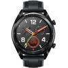 Смарт-часы Huawei Watch GT Black Silicone Strap, Bluetooth, 420 мАч Черный 55023251