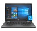 HP Pavilion x360 14 i3-8145U 4Gb SSD 128Gb Intel UHD Graphics 620 14 FHD IPS TS(MLT) 4400мАч Win10 Серый/Черный14-cd1010ur 5SU80EA