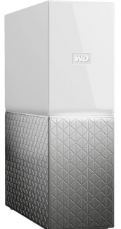 "Сетевое хранилище Western Digital 2Tb WDBVXC0020HWT-EESN My Cloud Home 3.5"" USB 3.0, RJ-45, Серебристый"