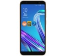 Смартфон ASUS Zenfone Lite L1 G553KL DS 5,5(1440x720)IPS LTE Cam (13/5) MSM8937 1.4ГГц(8) (2/32)Гб A8.0 3000мАч Золотистый 90AX00R2-M01640
