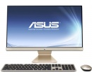AIO ASUS Vivo AiO V241IC i5-8250U 8Gb SSD 256Gb Intel UHD Graphics 620 23.8 FHD BT Cam Endless OS Черный/Золотистый V241ICUK-BA148D 90PT01W1-M19270