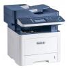 МФУ лазерное монохромное Xerox WorkCentre 3345DNI, A4, DADF, Duplex, 40 стр/мин , факс, LAN, WiFi, USB, Белый/Cиний 3345V_DNI