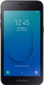 Смартфон Samsung Galaxy J2 Core SM-J260F DS 5(960x540) PLS LTE Cam(8/5) Exynos 7570 1.4ГГц(4) (1/8)Гб A8.1 2600мАч Черный SM-J260FZKRSER