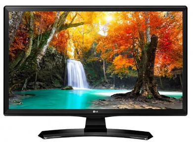 Телевизор LG 27.5 LED, HD, Звук (10 Вт (2x5 Вт)), 1xHDMI, 1xUSB, Черный, 28TK410V-PZ