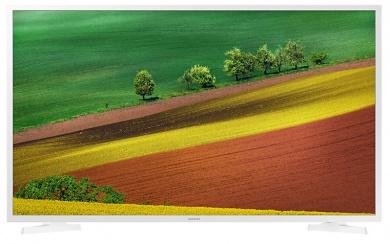 Телевизор Samsung 32 HD, Smart TV, Звук (10 Вт (2x5 Вт)), 2xHDMI, 1xUSB, 1xRJ-45, PQI 400, Белый UE32N4510AUXRU