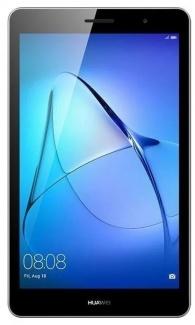 Планшет Huawei MediaPad T3 7 7.0(1024x600)IPS 3G Cam(2/2) SC7731G 1.3ГГц(4) (1/16)Гб A7.0 4100мАч Серый BG2-U01 GREY 53010ADP