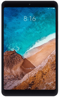 Планшет Xiaomi Mi Pad 4 8,0(1920x1200)IPS Cam (13/5) SDM660 2.2ГГц(8) (4/64)Гб microSD до 256Гб A8.1 6000мАч Черный 1101735