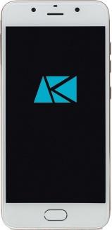 Смартфон ARK Hercls A15 DS 5,2(1280x720)IPS LTE Cam(8/8) MT6737 1.3ГГц(4) (3/32)Гб A7.0 2600мАч Золотистый A15 Gold