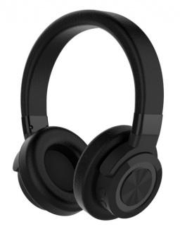 Гарнитура беспроводная Rombica Mysound BH-07, Bluetooth, 300мАч, Черный BT-H001