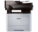 МФУ лазерное монохромное Samsung SL-M3870FD, A4, 38стр/мин, ADF, Duplex, USB, LAN, 2xR-J11 Белый/Черный SS377G