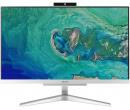 AIO Acer Aspire C24-865  i3-8130U 4Gb 1Tb Intel UHD Graphics 620 23,8 FHD IPS BT Cam Win10Pro Серебристый DQ.BBTER.014