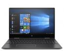 HP Envy x360 15 Ryzen 3 3300U 8Gb SSD 256Gb AMD Radeon Vega 6 15,6 FHD IPS Touchscreen(MLT) BT Cam 4600мАч Win10 Черный 15-ds0000ur 6PS65EA