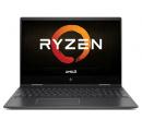 HP Envy x360 15 Ryzen 5 3500U 8Gb SSD 256Gb AMD Radeon Vega 8 15,6 FHD IPS Touchscreen(MLT) BT Cam 4600мАч Win10 Черный 15-ds0001ur 6PS64EA