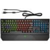 Клавиатура проводная HP Pavilion Gaming 800, Черный 5JS06AA