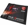 Коврик для мыши игровой MSI True Gaming Mousepad, 310x270мм, Черный/Красный MSI-True-Gaming-2
