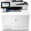 МФУ лазерное цветное HP Color LaserJet Pro M479fdn , A4, ADF, Duplex, 27/27 стр/мин, факс, 512Мб, USB, LAN, Белый W1A79A
