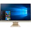 AIO ASUS Vivo AiO V241FAK i5-8265U 8Gb 1Tb + SSD 128Gb Intel UHD Graphics 620 23,8 FHD IPS BT Win10 Черный/Золотистый V241FAK-BA051T 90PT0292-M01590