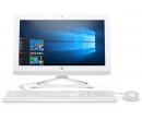 AIO HP 20 A4-9125 4Gb 500Gb AMD Radeon R3 series 19,5 FHD SVA BT Cam Win10 Белый 20-c431ur 7JT07EA