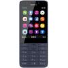 Мобильный телефон Nokia 230 DS 2,8(320x240)TFT Cam(2.0) BT microSD до 32Гб 1200мАч Синий 16PCML01A02