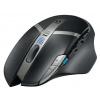 Мышь беспроводная Logitech G602, 2500dpi, Wireless, Черный, 910-003822